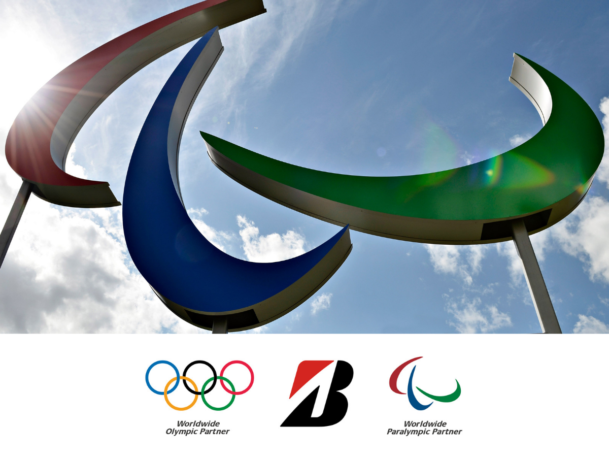 Bridgestone Worldwide Olympic Logo